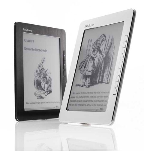 Ebook Reader PAGEone